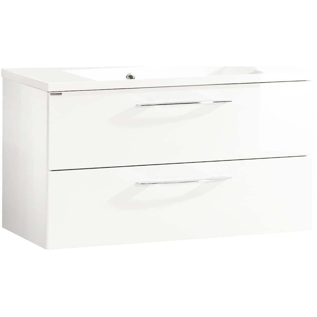 FACKELMANN Waschbeckenunterschrank »Vadea«, Breite 89,5 cm