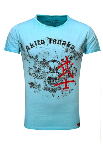 Akito Tanaka Print-Shirt »Skull Eagle«, mit stylischem Front Print kaufen