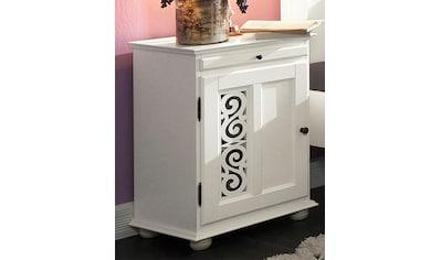 Premium collection by Home affaire Nachtkommode »Arabeske«, mit schönen dekorativen... kaufen