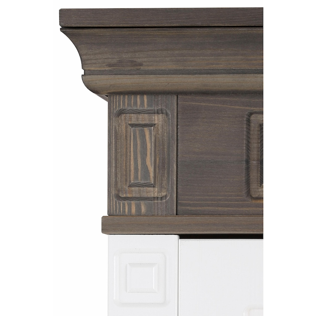 Home affaire Drehtürenschrank »Vinales«, mit 3 Türen