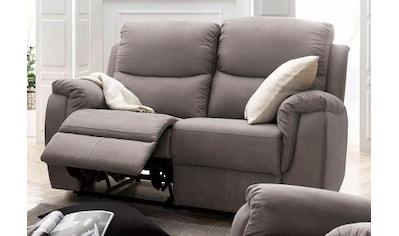 ATLANTIC home collection 2-Sitzer, mit Relaxfunktion und Federkern kaufen
