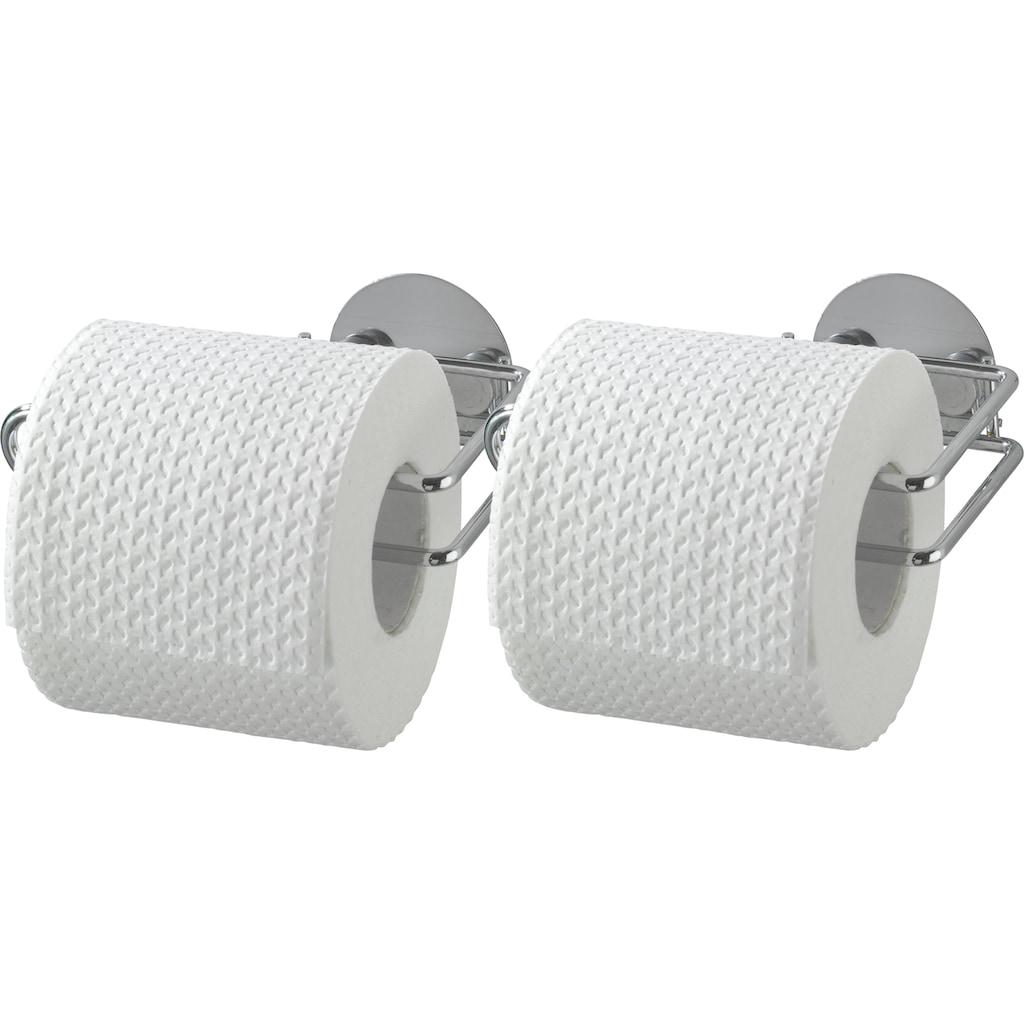 WENKO Toilettenpapierhalter »Turbo-Loc®«