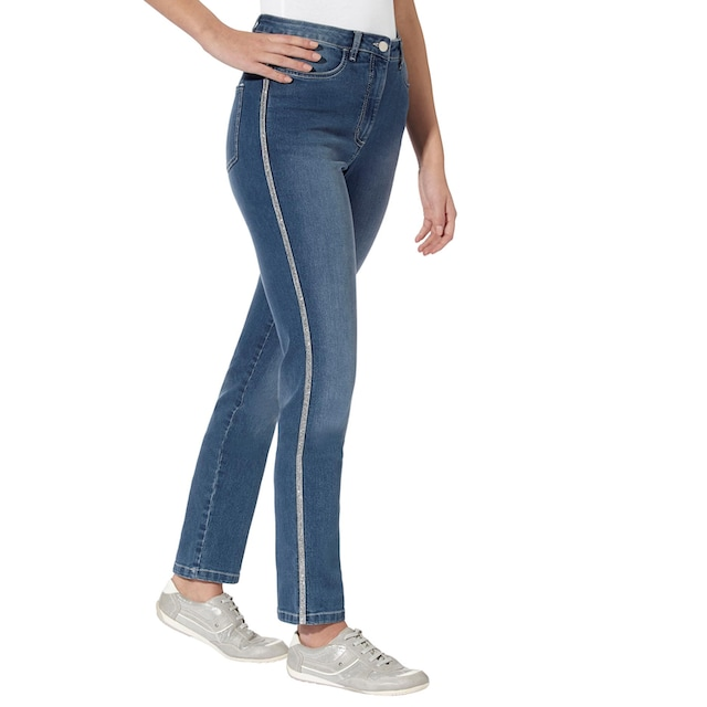 Classic Basics Gerade Jeans