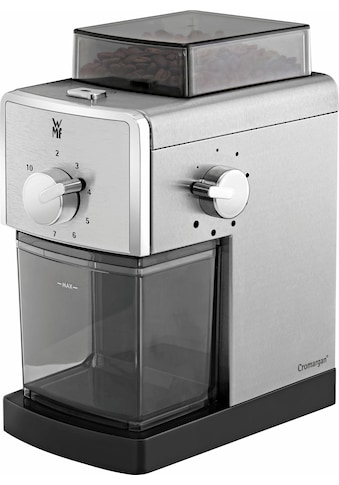 WMF Kaffeemühle »STELIO Edition«, 110 W, Scheibenmahlwerk, 180 g Bohnenbehälter kaufen