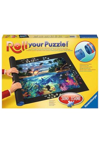 """Ravensburger Puzzleunterlage """"Roll your Puzzle für 300 - 1500 Teile"""" kaufen"""