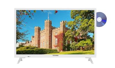 "Telefunken LED-Fernseher »XH24J101D-W«, 60 cm/24 "", HD-ready kaufen"