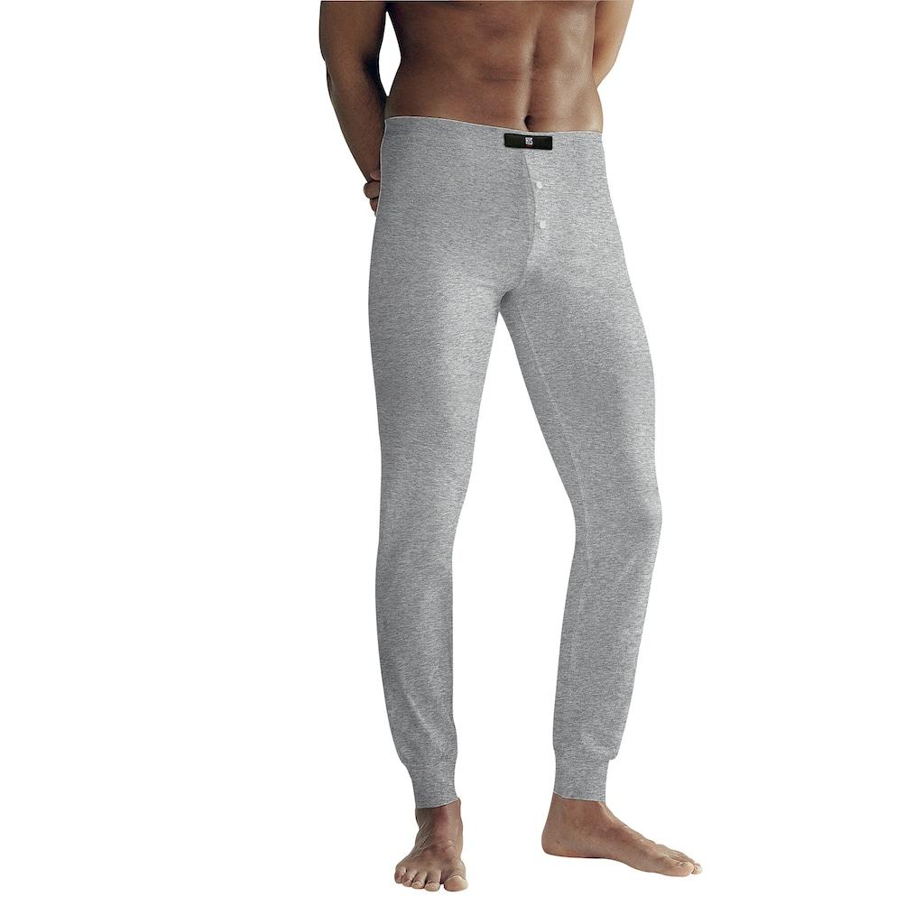 H.I.S Lange Unterhose, (2 St.), mit Bündchen am Bein