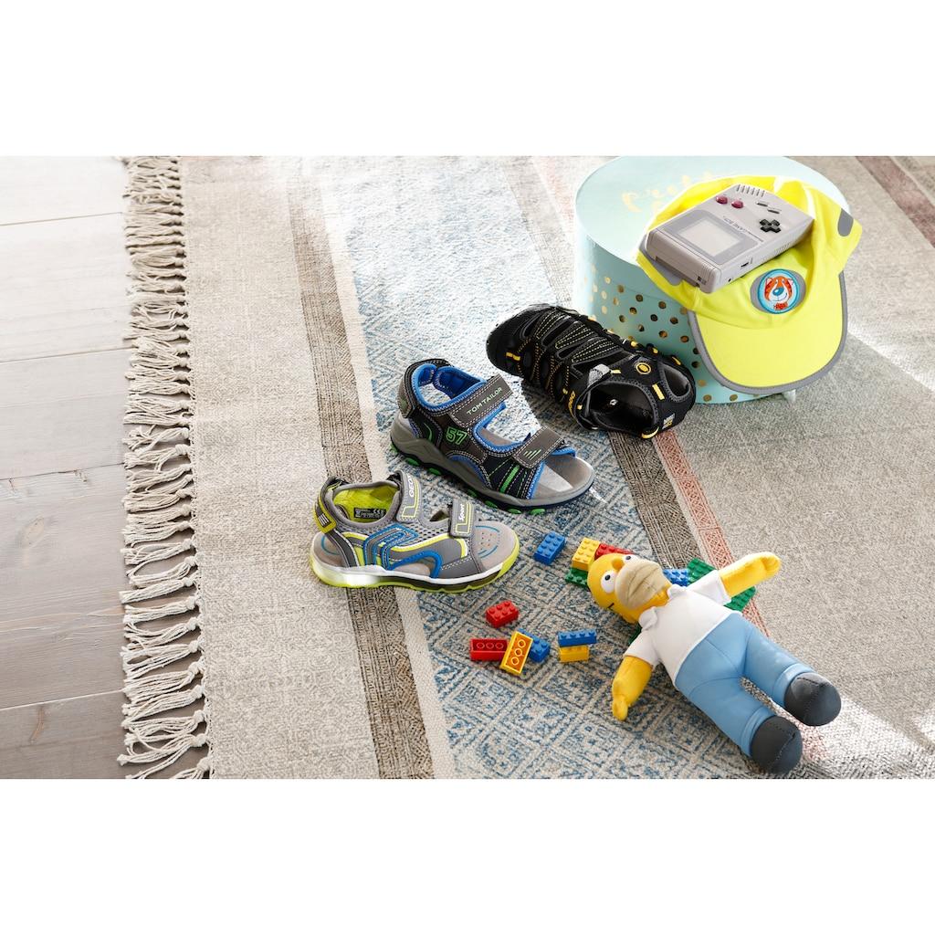 Dockers by Gerli Sandale, mit verstellbarem Klettverschluss