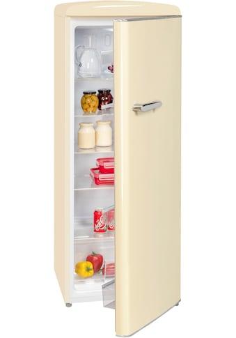 exquisit Vollraumkühlschrank, 144 cm hoch, 55 cm breit kaufen