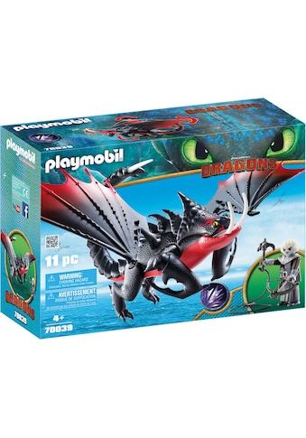 Playmobil® Konstruktions-Spielset »Deathgripper mit Grimmel (70039), Dragons«, Made in... kaufen