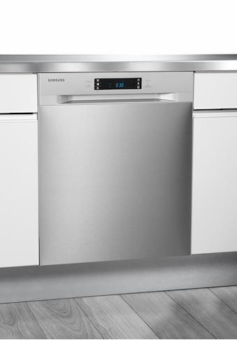Samsung Unterbaugeschirrspüler »DW60M6050US/EG«, DW60M6050US, 14 Maßgedecke, Besteckschublade kaufen