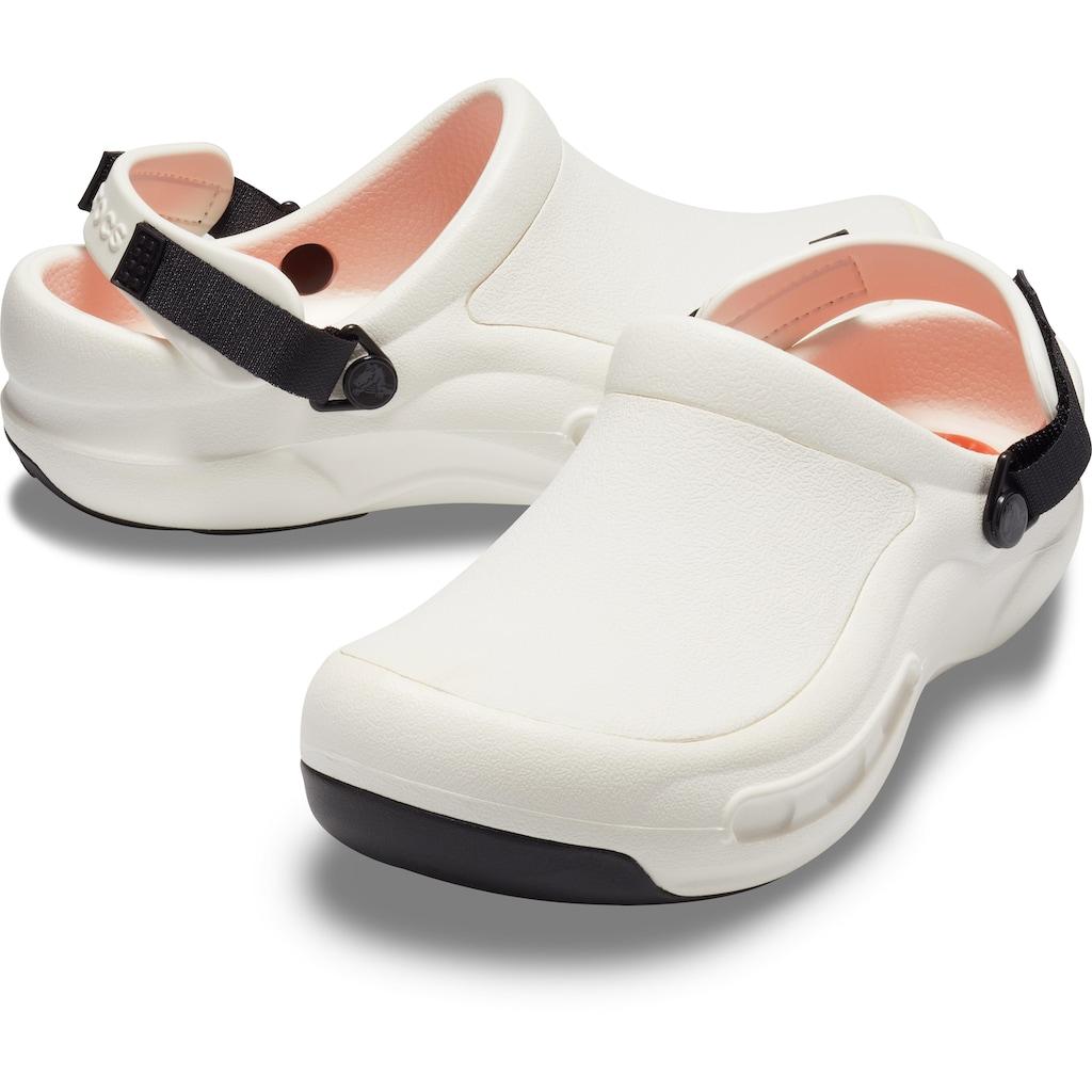 Crocs Berufsschuh »Bistro Pro LiteRide™ Clog«, mit antirutsch Laufsohle