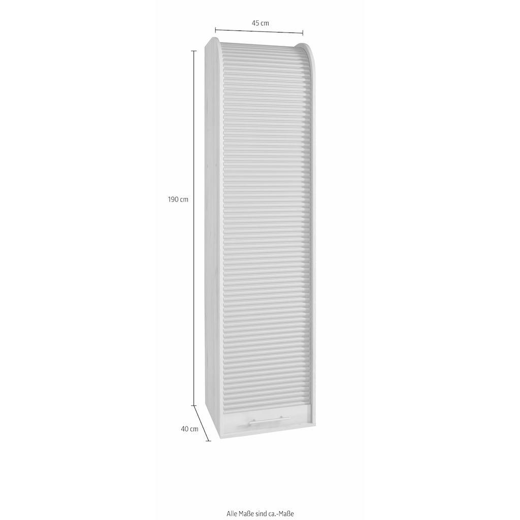 Rollladenschrank »777/1RL«, mit optimaler Tiefe für Ordner