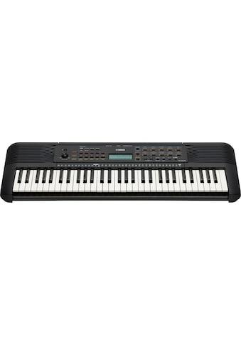 Yamaha Keyboard »PSR-E273«, mit Lernfunktion und Quizmodus kaufen