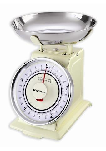"""Karcher Küchenwaage """"WAK 811"""" kaufen"""