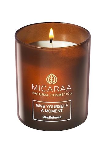 MICARAA NATURAL COSMETICS Duftkerze »Nachhaltige Duftkerze Mindfulness« kaufen