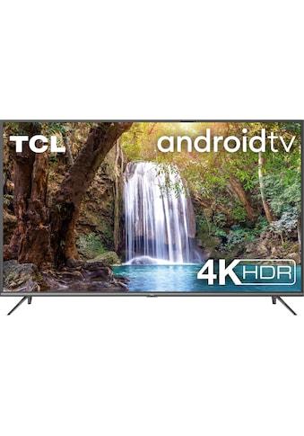 TCL 43EP644 LED - Fernseher (108 cm / (43 Zoll), 4K Ultra HD, Smart - TV kaufen