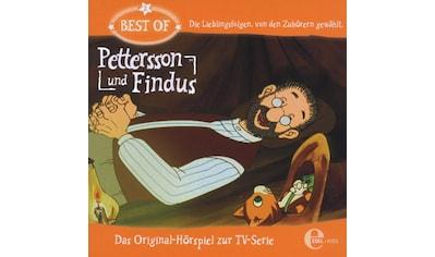 Musik-CD »(2)Best Of / Pettersson Und Findus« kaufen