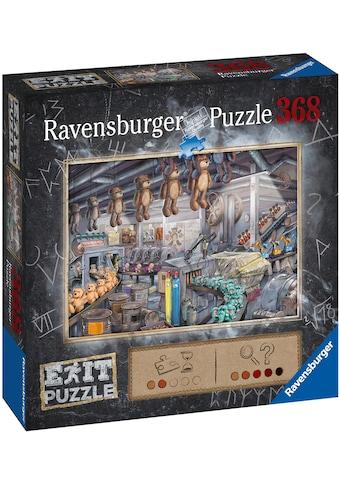 """Ravensburger Puzzle """"Exit: In der Spielzeugfabrik"""" kaufen"""