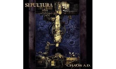 Musik-CD »Chaos A.D. / Sepultura« kaufen