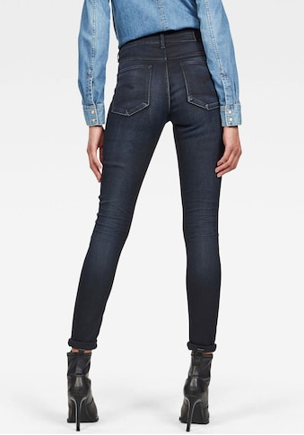 G - Star RAW Skinny - fit - Jeans »3301 High Skinny« kaufen