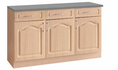 wiho Küchen Unterschrank »Linz«, 120 cm breit kaufen