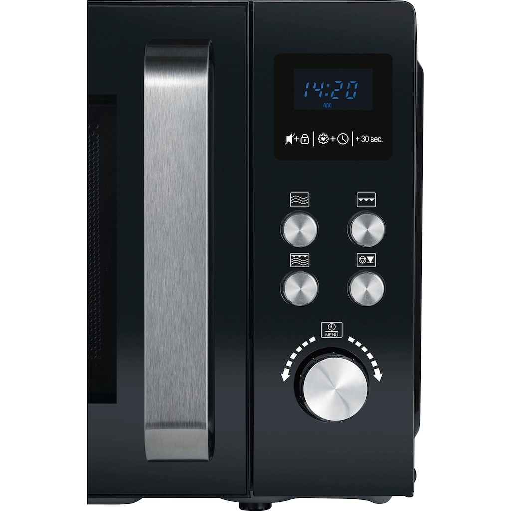 Severin Mikrowelle »MW 7750«, Grill, 1000 W