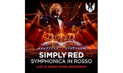 Musik-CD »Symphonica In Rosso (Live at Ziggo Dome Amsterdam) / Simply Red« kaufen