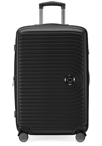 Hauptstadtkoffer Hartschalen-Trolley »Mitte, schwarz, 68 cm«, 4 Rollen kaufen