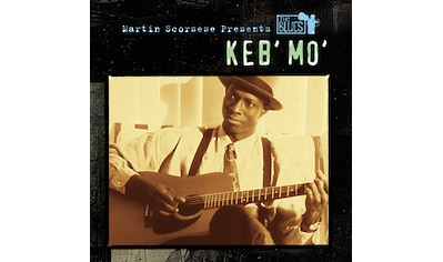 Musik-CD »Martin Scorsese Presents The Blues: Keb' Mo&a / KEB' MO'« kaufen