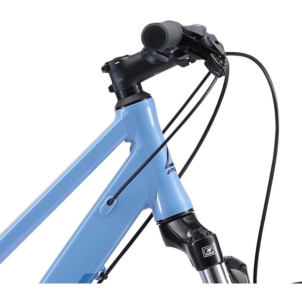 FUJI Bikes Fitnessbike »Traverse 1.5 ST«, 16 Gang, Shimano, Altus Schaltwerk, Kettenschaltung