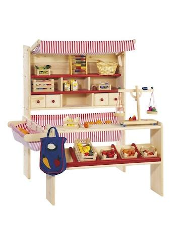 Pinolino® Kaufladen »Marktstand Lucy«, Made in Europe kaufen