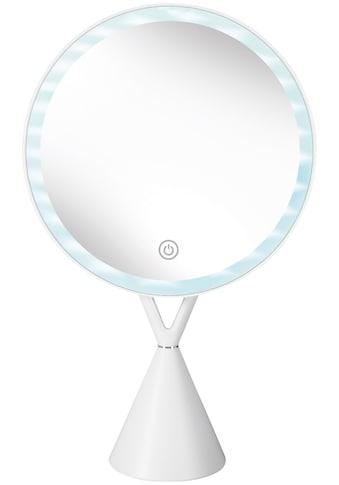 KLEINE WOLKE Kosmetikspiegel »Lady Mirror«, Weiß kaufen