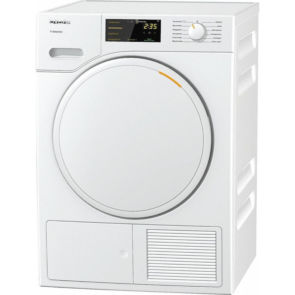 Miele Wärmepumpentrockner »TSB143WP T1«, 7 kg