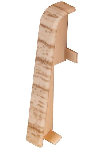 EGGER Zwischenstücke »Eiche hell«, Verbindungselement für 6cm EGGER Sockelleiste, 2 Stk. kaufen