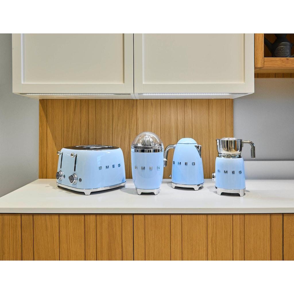 Smeg Milchaufschäumer »MFF01PBEU«, 500 W, Induktion
