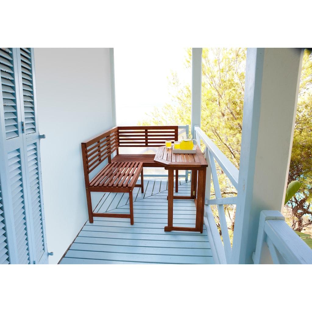 MERXX Gartentisch »Holz«, 50x90 cm