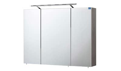 MARLIN Spiegelschrank »3043«, mit LED-Beleuchtung, Breite 90 cm kaufen