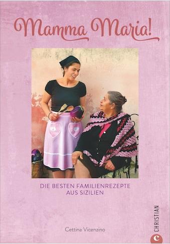 Buch »Mamma Maria! / Cettina Vicenzino« kaufen