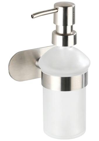 WENKO Seifenspender »Orea«, aus rostfreiem Edelstahl kaufen