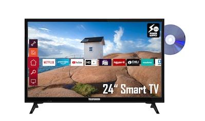 "Telefunken LED-Fernseher »XH24K550VD«, 60 cm/24 "", HD ready, Smart-TV kaufen"