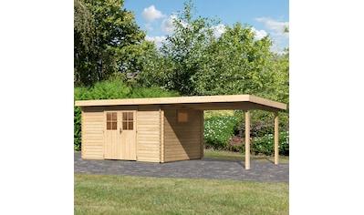 Karibu Gartenhaus »Torgau 4« kaufen