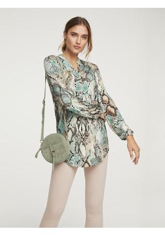 Blusenshirt mit Animalprint kaufen