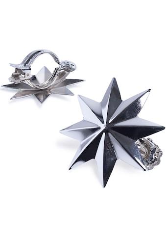 Liedeco Dekoklammer »Stern«, für Gardinen, Vorhänge kaufen