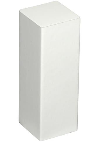 BODENMEISTER Innenecke »Eckstäbchen weiß«, Ecke 122mm hoch, 2er - Pack kaufen