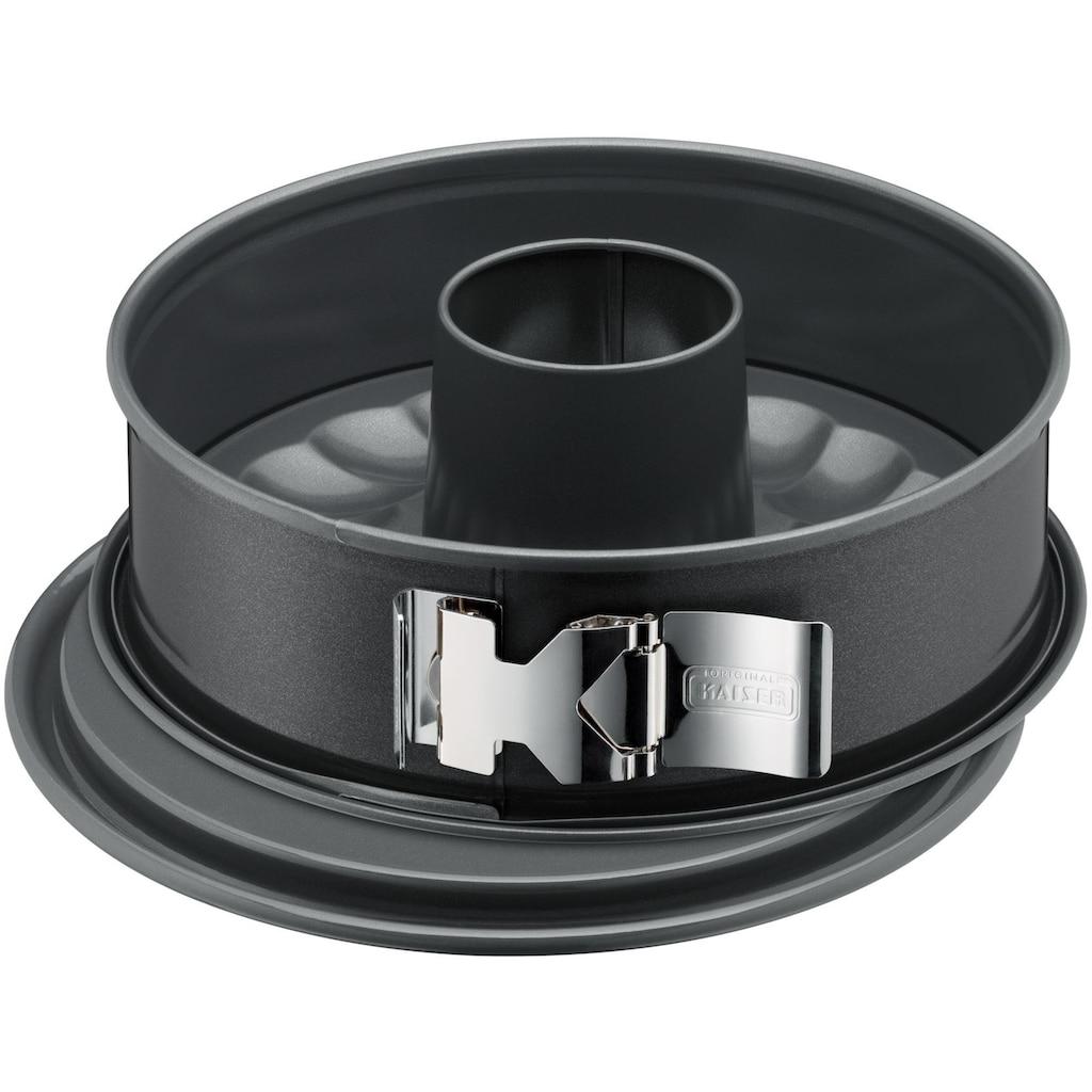 Kaiser Backformen Springform »La Forme Plus«, Ø 26cm rund mit 2 Böden