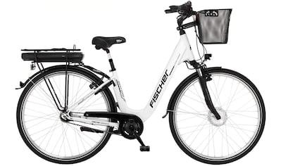 FISCHER Fahrräder E-Bike »ECU 2100«, 7 Gang, Shimano, Nexus, Frontmotor 250 W kaufen