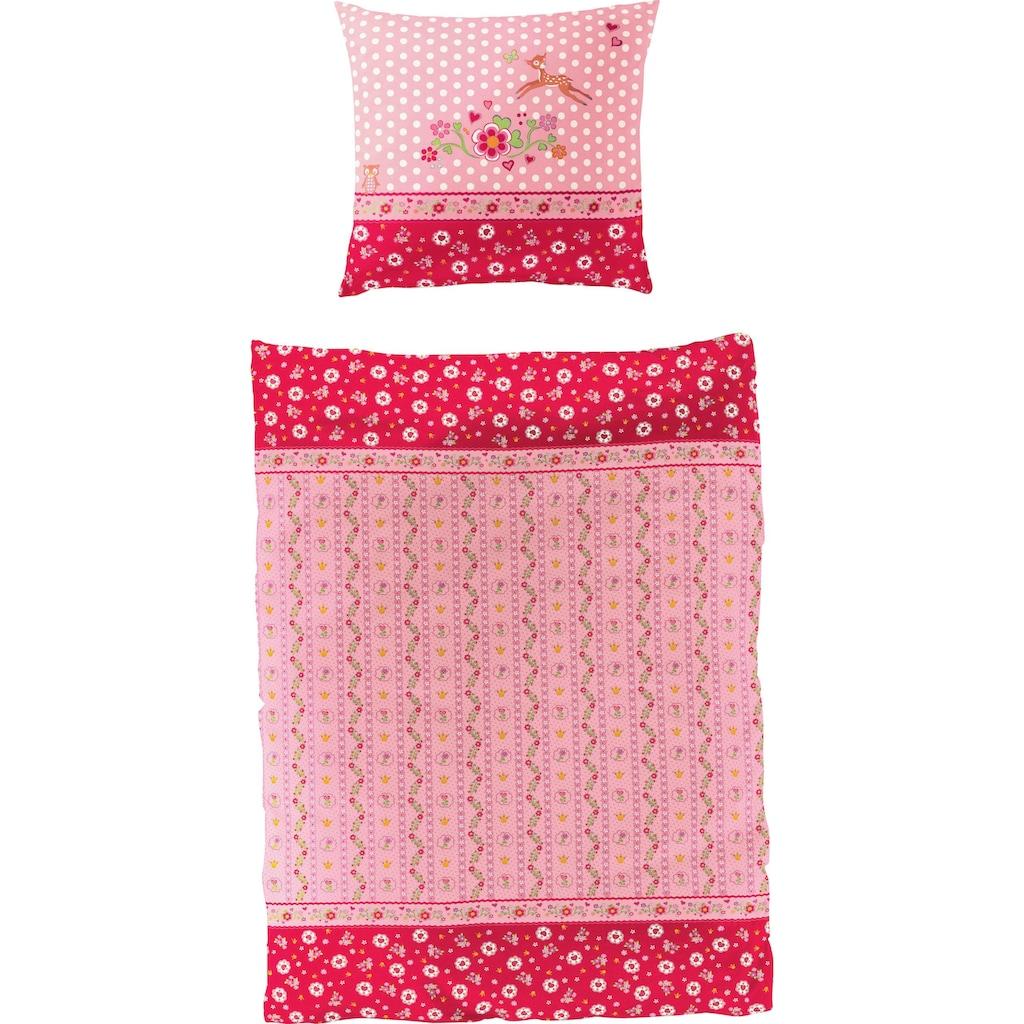 Prinzessin Lillifee Kinderbettwäsche »Mond«, mit Muster