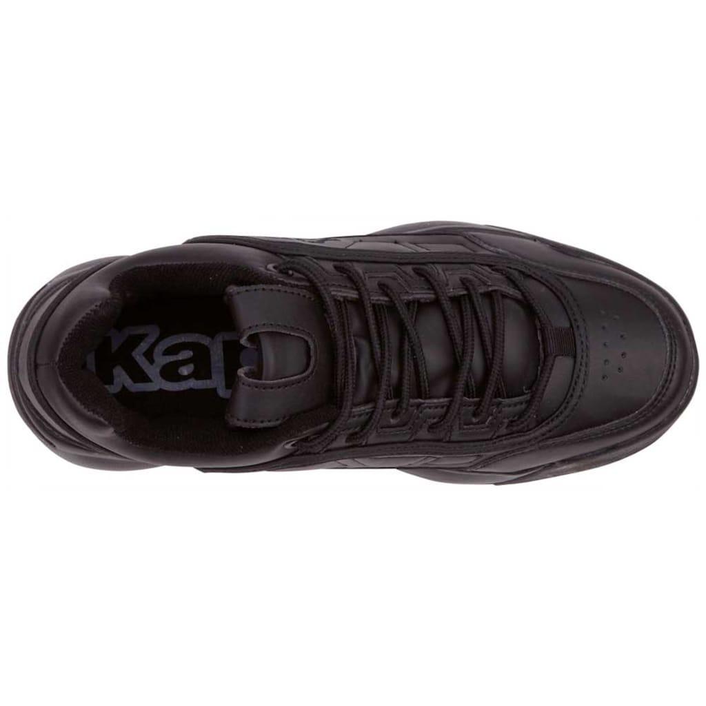 Kappa Plateausneaker »RAVE OC«, in angesagtem Ugly Look