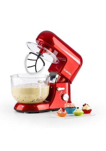 Klarstein Küchenmaschine Rührmaschine Knetmaschine 5,2L Glasschüssel »Bella 2G« kaufen